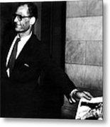 Arthur Miller, 1915-2005, American Metal Print