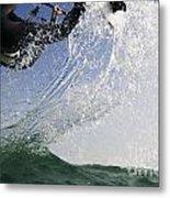 Kitesurfing Board Metal Print