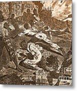 Siege Of Vicksburg, 1863 Metal Print