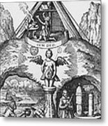 Alchemy Metal Print by Science Source