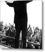 Former Vice President Richard Nixon Metal Print by Everett