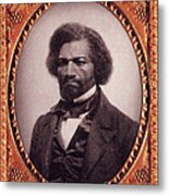 Frederick Douglass African-american Metal Print