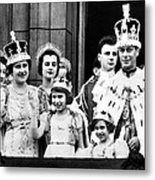 After Coronation Ceremonies, The Royal Metal Print by Everett