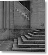 Angles Metal Print by David Mcchesney