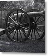 Appomattox Cannon Metal Print by Teresa Mucha