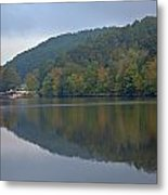 Autumn Is Approaching Metal Print