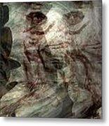 Awaken Your Mind Metal Print by Linda Sannuti