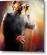 Bobby Kimball From Toto 01 Metal Print
