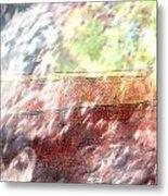 Bridge Over Troubled Waters Metal Print by Lenore Senior