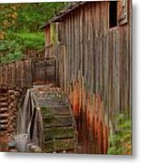 Cable Mill II Metal Print by Charles Warren