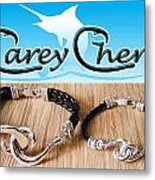 Carey Chen Jewelry Metal Print