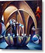 Caverna Magica Metal Print