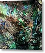 Chlorophyll Metal Print by Monroe Snook