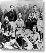 Cincinnati Reds, Baseball Team, 1882 Metal Print by Everett