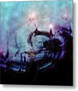 Cityscapes Metal Print