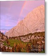 Double Rainbow Metal Print by Scott McGuire