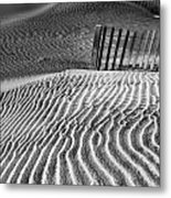 Dune Patterns Metal Print by Steven Ainsworth