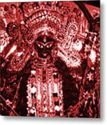 Durga Metal Print by Photo Researchers
