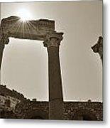 Ephesus 2011 Ad Metal Print by Terence Davis