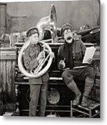 Film: The Better Ole, 1926 Metal Print