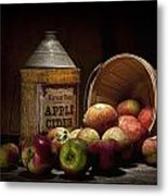 Fresh From The Orchard II Metal Print