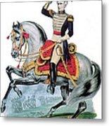 General Andrew Jackson, Hero Of New Metal Print