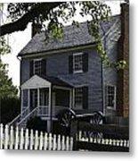 George Peers House Appomattox Virginia Metal Print