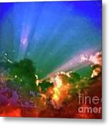 Heaven's Jewels Metal Print