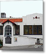 Historical Moss Beach Distillery At Half Moon Bay . 7d8172 Metal Print