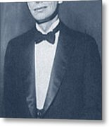 James Bryant Conant, American Chemist Metal Print by Science Source