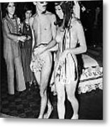 Japan: Nude Wedding, 1970 Metal Print by Granger