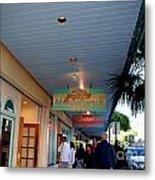 Jimmy Buffet's Margaritaville Key West Metal Print