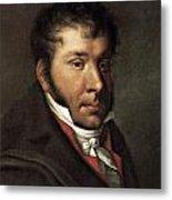 Johann Hummel (1778-1837) Metal Print by Granger