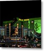 Just Grand Metal Print by Charles Warren