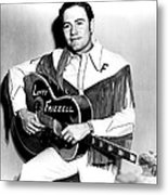 Lefty Frizzell, 1950s Metal Print