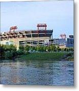 Lp Field Nashville Tennessee Metal Print