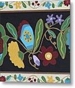 My Flower Garden Metal Print by Marilyn West