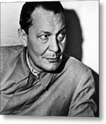 Nazi War Criminal Hermann Goering, Ca Metal Print by Everett
