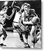 Ny Knicks Dave Debusschere Metal Print by Everett
