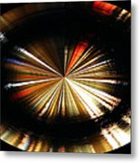 Out Of Control Metal Print