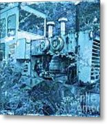 Out To Pasture Metal Print by Kevyn Bashore