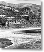 Pacific Coast Hills Metal Print by John Rizzuto