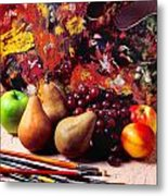Painters Palette  Metal Print