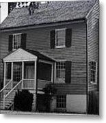 Peers House Appomattox County Court House Virginia Metal Print