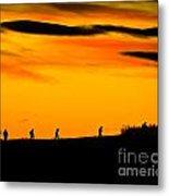 Photo Club Sunrise Metal Print by Harry Strharsky