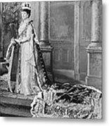 Queen Alexandra, 1902 Metal Print by Omikron