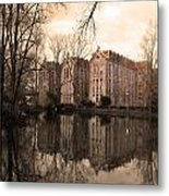 Reflecting Memories Metal Print by Dias Dos Reis