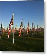 Remember 911 Metal Print
