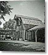 Shiloh Barn Metal Print