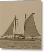 Ship 31 Metal Print by Joyce StJames